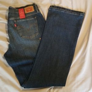 NWT Levi's 515 Bootcut jeans